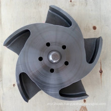 Titanium/Alloy Steel /Carbon Steel Durco Pump Impeller 6*4-13